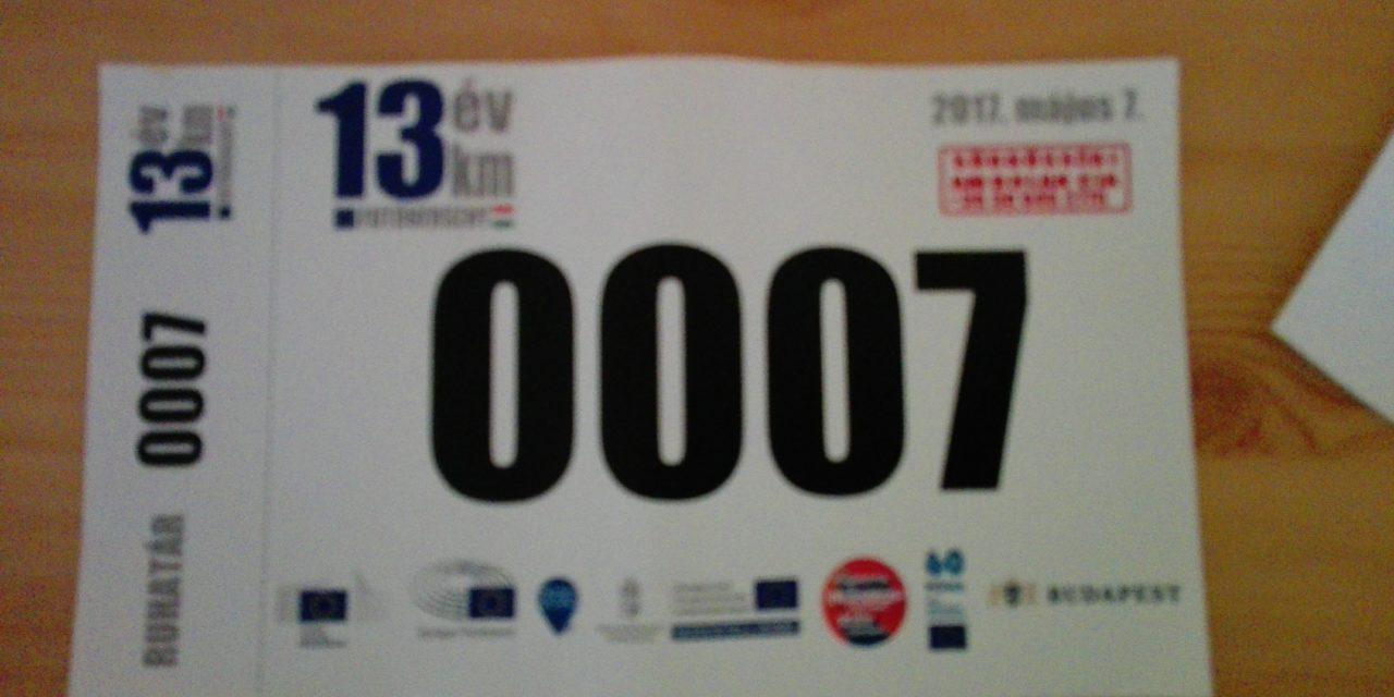 Félmaraton felkészülés – 43. nap
